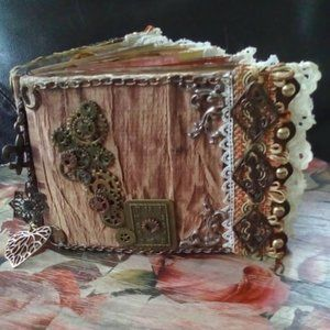 Steampunk journal intime (diary)